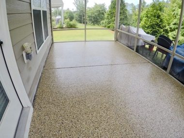 Patio, Porch, and Sidewalk Coatings