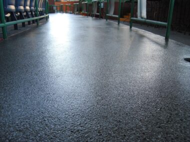 Commercial Concrete Floors