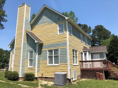 Full Home Siding Replacement